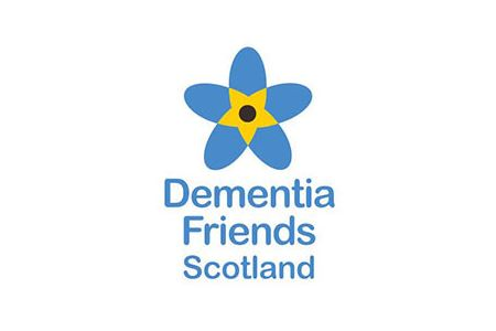 We're supporting Dementia Friends Scotland